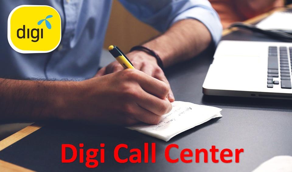 Digi Call Center