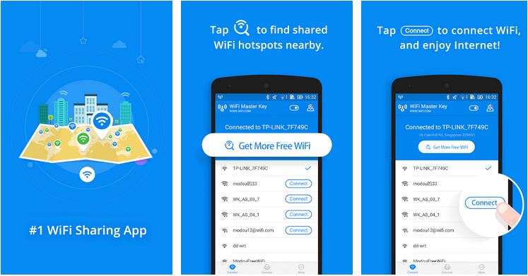 Wifi Master Key Android