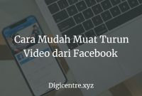 Cara Muat Turun Video dari Facebook