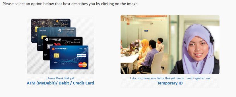 MyDebit bank Rakyat