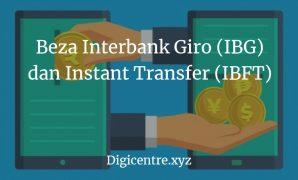 Beza Interbank Giro dan Instant Transfer