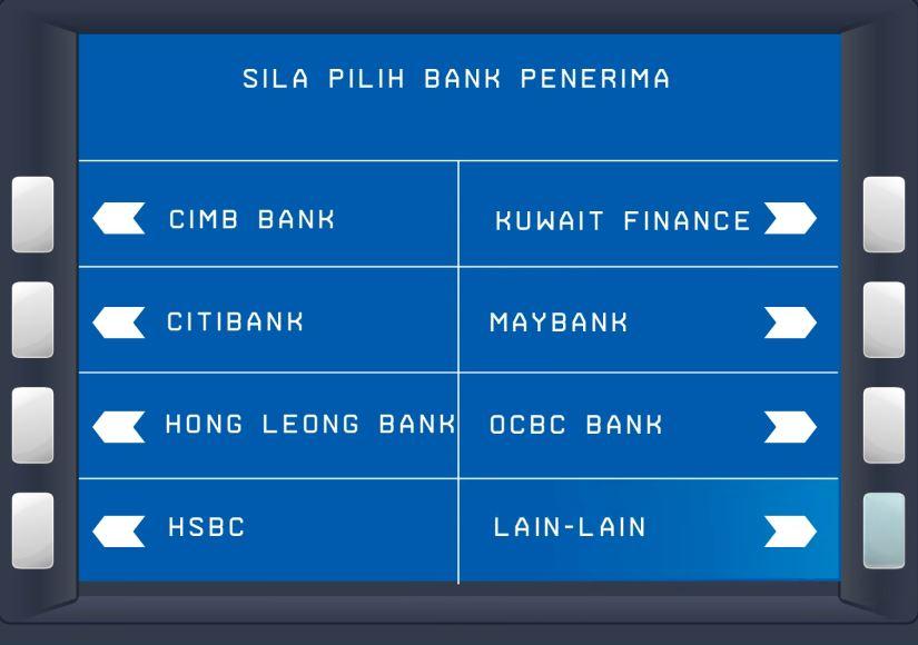 Cara Transfer Duit BSN ke Maybank