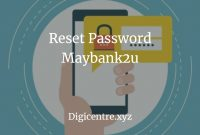 Reset Password Maybank2u