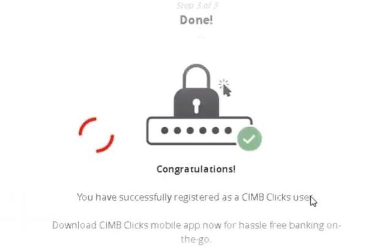 Tutorial Daftar CIMB Click