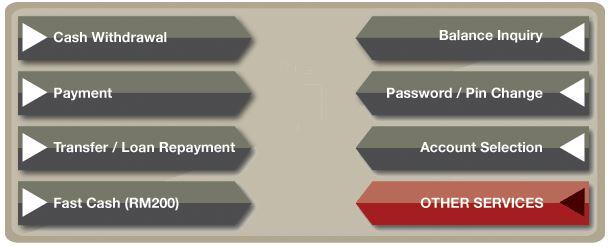 Cara Dapatkan User ID PBe di ATM